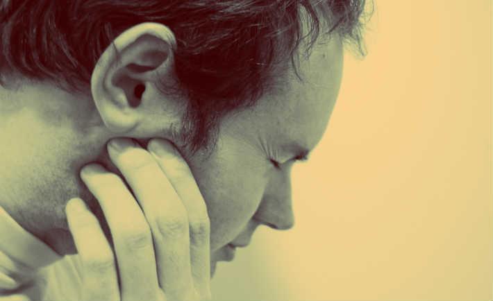 çene ve yüz ağrısı