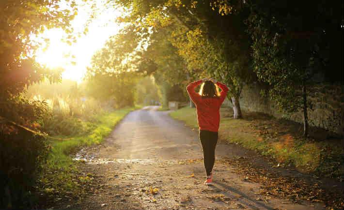 yürüyerek kilo vermek