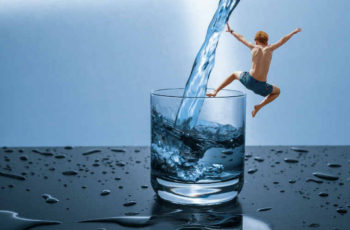 fazla su içmek